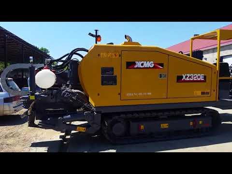 видео: Установка ГНБ XCMG XZ320E