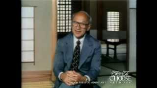 Milton Friedman on Inflation and Money Supply