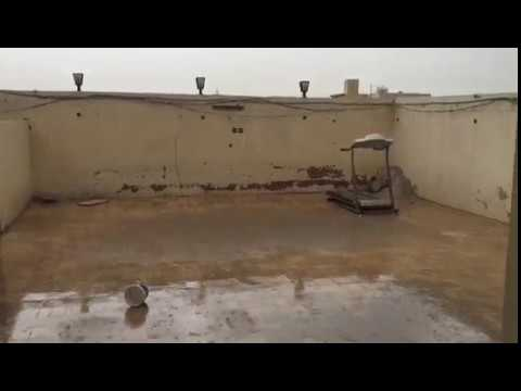 Heavy Raining in Riyadh l Raining in Saudi Arabia l