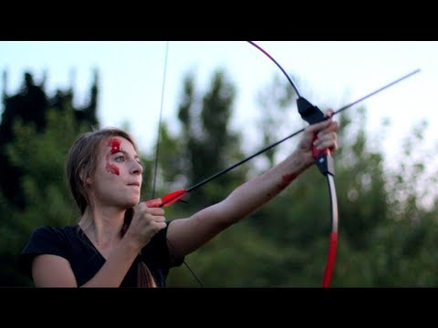 The Hunger Games: Catching Fire Remake - a film by Jesse Marshall