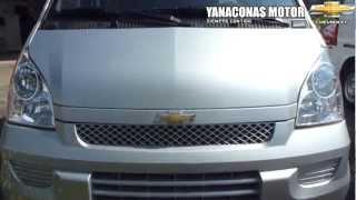 Chevrolet Van N300 Pasajeros Chevrolet Van Yanaconas Motor Concesionario Chevrolet