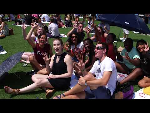 Vanderbilt University community gathers for VU Eclipse 2017