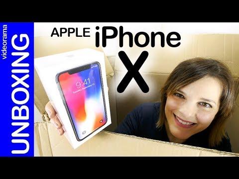 Apple iPhone X unboxing y primeras impresiones -despejamos la incógnita de Apple-