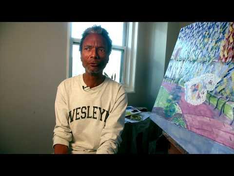 Beyond the Easel: A Look at an Inspiring Artist's Life