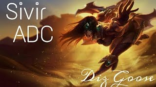 League Of Legends   Sivir ADC   Full Gameplay Commentary