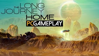The Long Journey Home Gameplay (PC HD)