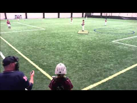 Washington Twp vs Diamond Hawk 10U Baseball Scrimmage Game -