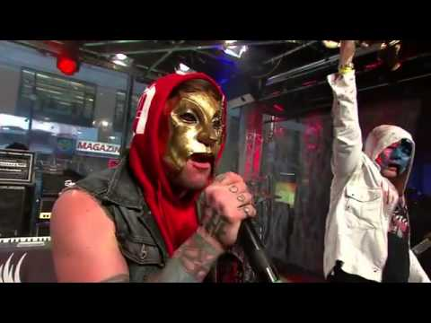 Hollywood Undead - We Are (Live at Musique Plus 2013)