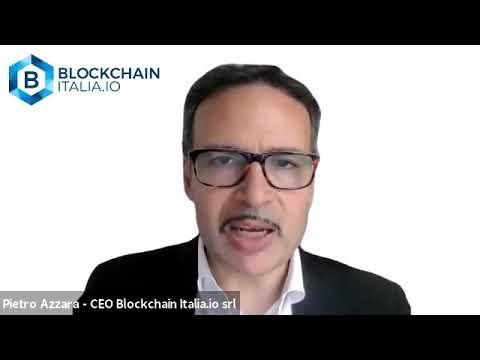 Pietro Azzara  - Blockchain Italia.io