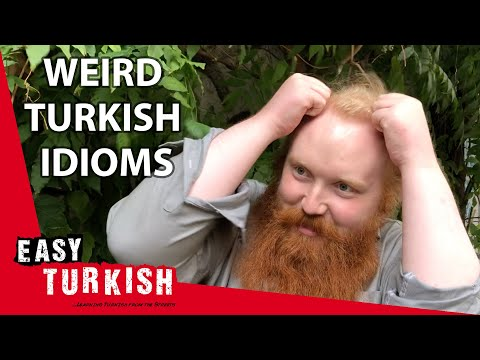 Foreigners Guessing The Meanings Of Weird Turkish Idioms | Easy Turkish 18