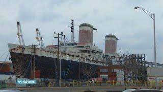 Nederlander wil sloopschip VS redden
