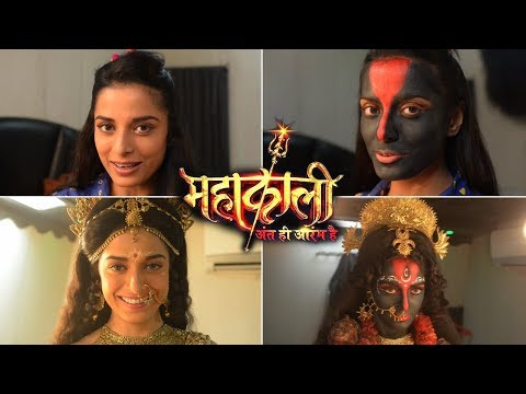 Mahakaali | Pooja Sharma Talks About Her TRANSFORMATION From Parvati To Kali  | 17 Sep