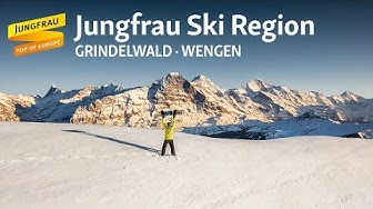 Jungfrau Ski Region   Grindelwald • Wengen