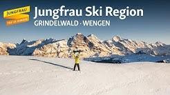 Jungfrau Ski Region | Grindelwald • Wengen
