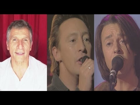 "My Taratata - Nagui - Julian Lennon & Tears for Fears ""Stand by me"" (Live 1995)"