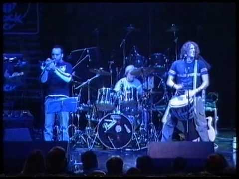 Percusiones - DEZA live @ Rolling Stone di Milano 12/11/2005