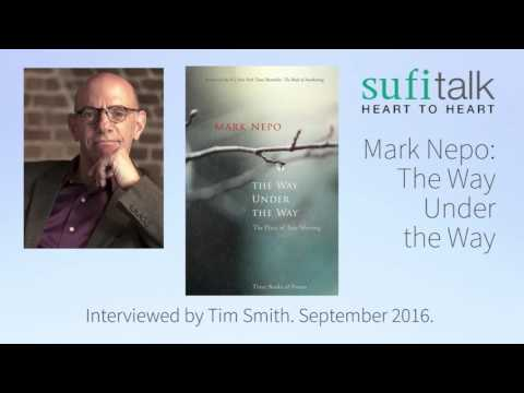 SUFI JOURNAL - SufiTalk - Interview with Mark Nepo.
