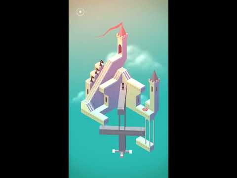 Monument valley game walkthrough level 7 - The Rookery