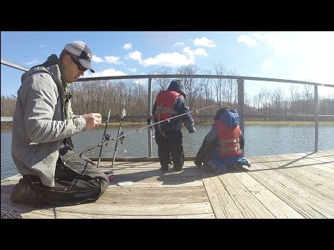 Father's Day fishing trip Lake Anna, Va. Jigging catfish, perch, bass from YouTube · Duration:  7 minutes 19 seconds  · 16,000+ views · uploaded on 6/21/2015 · uploaded by Catfish and Carp