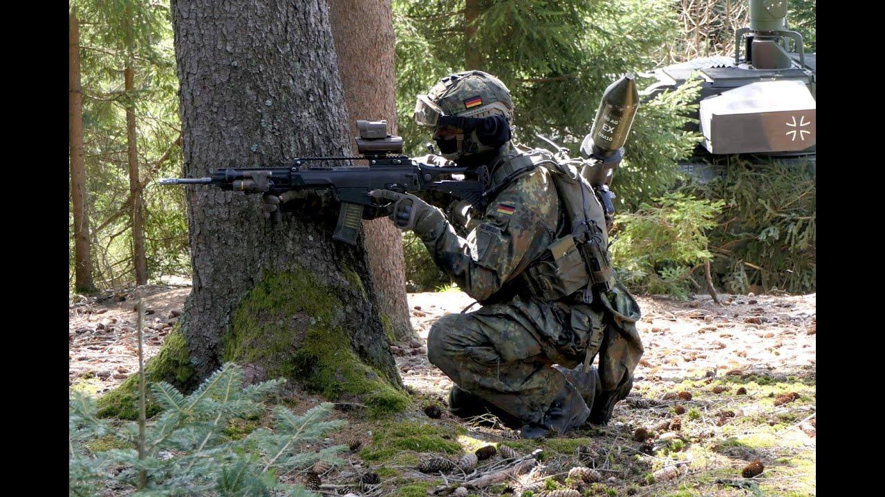 PUMA VJTF Grenadiere im Angriff - PzGrenBtl 112