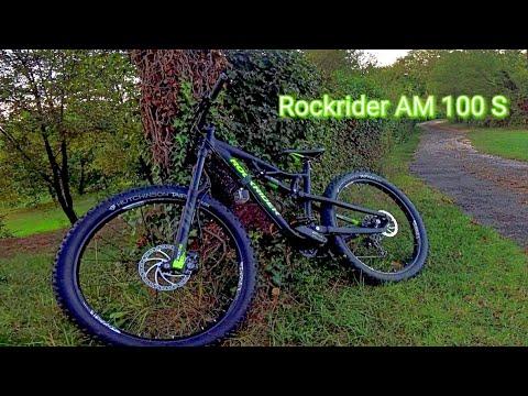 Gopro test Rockrider AM 100S