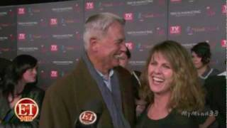 et tv guide hot list party mark harmon pauley perrette