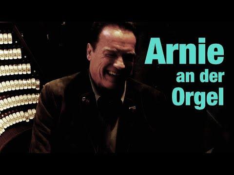 Arnold Schwarzenegger im Passauer Dom