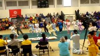 2011 NJIWKT Group Taiji Led by Master Chen Sitan