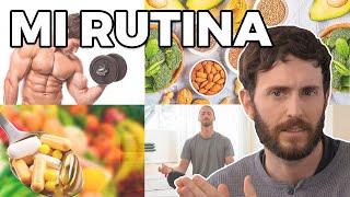Mi rutina de alimentación, suplementos y ejercicio | Especial 2 millones | Dr La Rosa