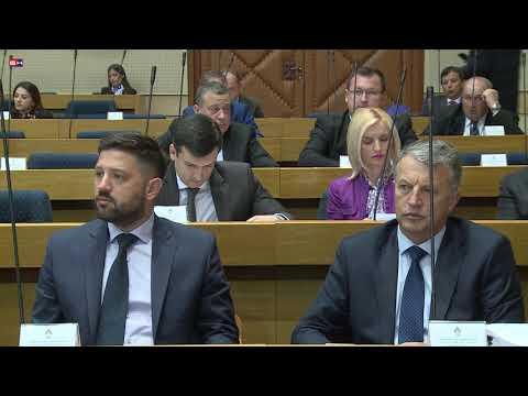 NSRS - skupstinska rasprava o izmjenama zakona