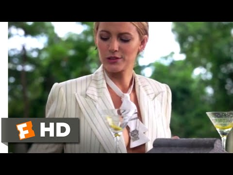 A Simple Favor (2018) - Drinks And Death Scene (6/10) | Movieclips