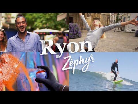 Ryon -  Zéphyr [Clip Officiel]