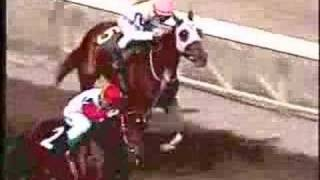 INTERVIEW W/JOCKEY JEFF ZARATE ABOUT HIS MOUNT INDELIBLE INK
