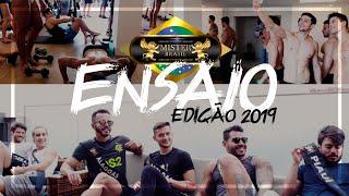 Mister Brasil Universo MBU 2019 (Mister Ensaio)