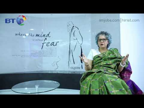 BT - Pooja Sharma (Director HR , Global CBS & India) | iimjobs.com