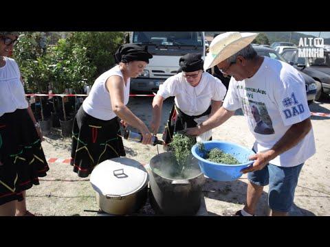 Feira Tradicional em Riba de Mouro | Altominho TV