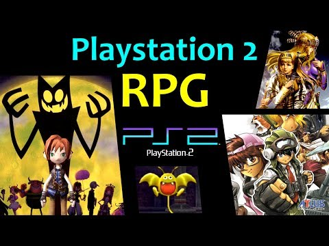10 Awesome PS2 RPG Games 😍 Video 2 ... (Gameplay)