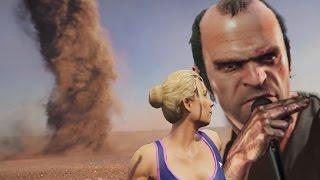 GTA 5's Trevor RAPS -