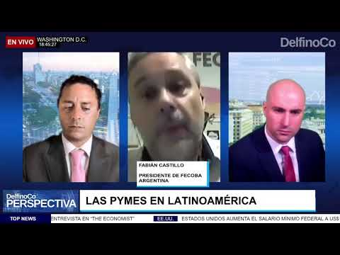 Perspectiva - Entrevista internacional al Presidente de FECOBA, Fabián Castillo
