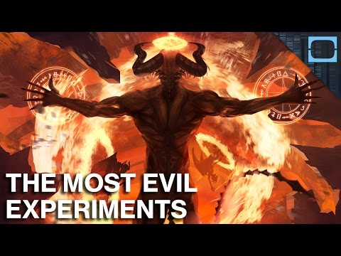 The 8 Most Evil Science Experiments Of All Time