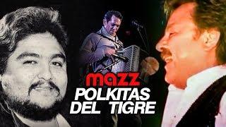 Grupo Mazz Las Polkitas del Tigre - Frankie Caballero - Acordeon - LIVE