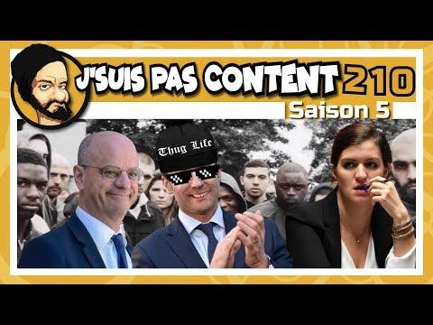 J'SUIS PAS CONTENT ! #210 : Marlène mon amour, Macron en banlieue et Culture pour tous !