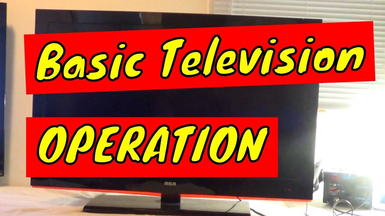 RCA 40LA45RQ tv repair and Service menu adjustment