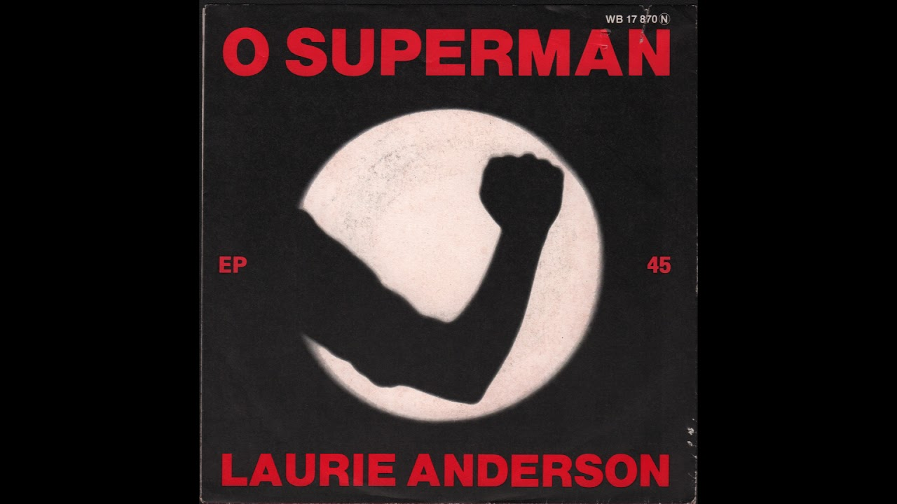 """Laurie Anderson - O Superman (1981) full 7"""" EP"""