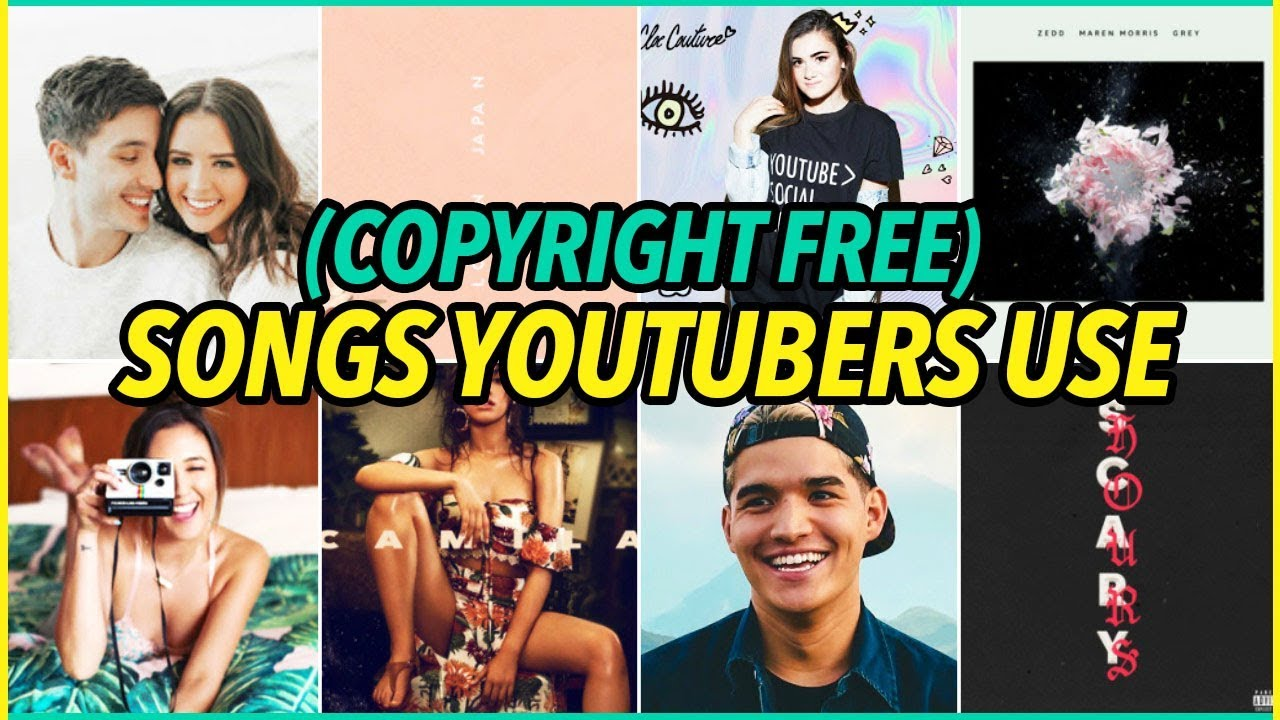 Best Background Music For Videos Popular Songs Remixes Youtubers Use Copyright Free Youtube