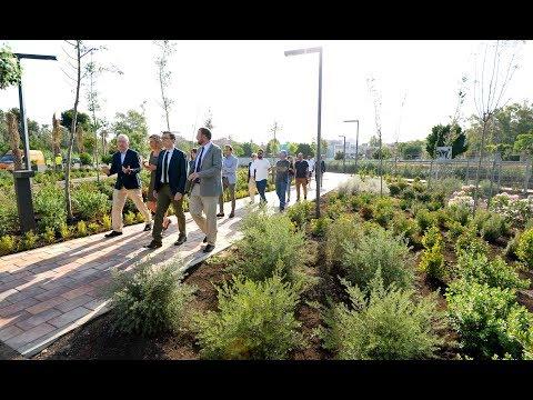 Abre al público el nuevo paseo fluvial Murcia Río