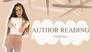 LEGO lies. Naked Notions Author Reading