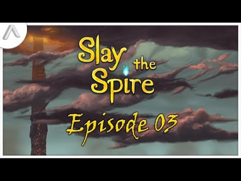 Slay the Spire - Apache's Daily Dungeon - Episode 03 [The Silent I Level 1]