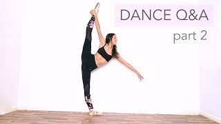 DANCE Q A THE TRUTH ABOUT RAD EXAMS Double Pirouettes Best Ballet of All Time natalie danza