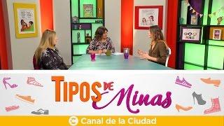 """Minas olímpicas"", Jennifer Dahlgren y Belén Pérez Maurice en Tipos de minas"